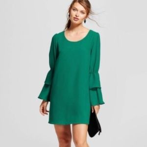 Bell Sleeve Dress - A New Day